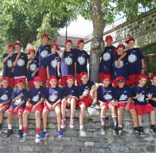 Lamoli camp 2018