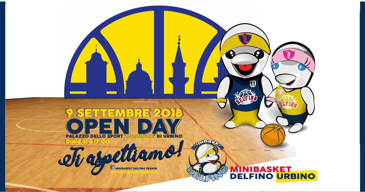 Open day 2018 - Urbino