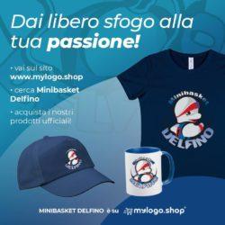 Minibasket Delfino SHOP